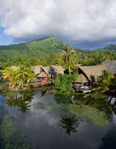 Hotel Maitai Lapita, Huahine, French Polynesia