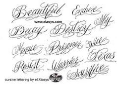 30 Warrior Letter Tattoos Ideas Tattoos Tattoo Lettering Warrior