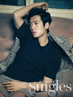 Jung Kyung Ho - Singles Magazine May Issue 13