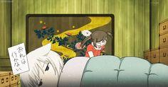 Nanami going insane... O-O