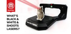 MakerBot's Digitizer will go on sale next week, promises 3D scanning to the masses