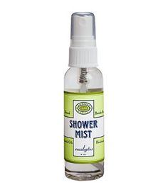 Eucalyptus Shower Mist - $18