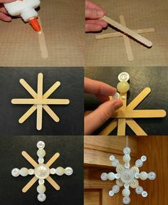christmas ornaments for kids easy 55 Easy DIY Christmas Craft Ideas Kids Can Make Kids Crafts, Christmas Crafts For Kids To Make, Christmas Ornament Crafts, Christmas Activities, Christmas Art, Christmas Projects, Handmade Christmas, Holiday Crafts, Christmas Decorations Diy For Kids