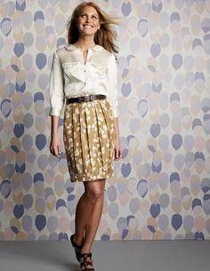 dandelion skirt!