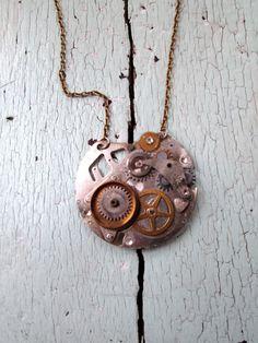 Delicate Celestial Necklace - Ecofriendly