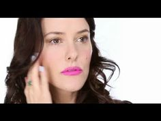 Lisa Eldridge - How To Wear Bright Lipstick. For more tips and a list of products visit http://www.lisaeldridge.com/video/7033/uber-bright-lips/ #MakeUp #Beauty #Tutorial