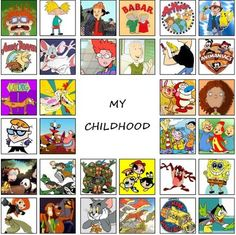Every 90s kids childhood.