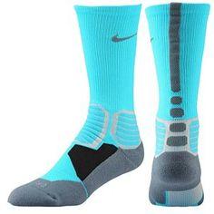 664319e960c Nike Hyper Elite Basketball Crew Socks - Men s at Foot Locker