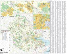 Vejle city center map Maps Pinterest Vejle and City