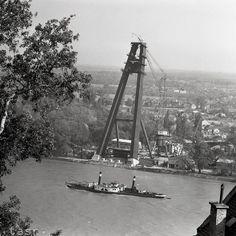 Bratislava Slovakia, Old City, Golden Gate Bridge, Old Photos, The Past, Europe, Travel, Times, Retro