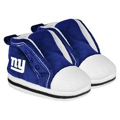 Forever Collectibles NFL 2014 Football Baby Infant High Top Slipper - Pick Team (New York Giants, 6-12 Months) Forever Collectibles http://www.amazon.com/dp/B00OAHZX92/ref=cm_sw_r_pi_dp_yN8Dub076BR1T