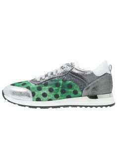 Noclaim GLORY Sneaker low pois dina verde für Damen -