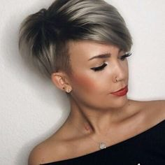 Short Hairstyle 2018 – 49