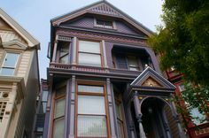 10 best rock pilgrimage sites in America Grateful Dead house, 710 Ashbury Street, San Francisco, CA