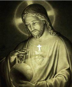 Sagrado Coração de Jesus,  misericórdia do mundo!
