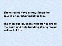 Short Stories Help Kids Building Strong Values Moral Stories, Short Stories, Building For Kids, Morals, Legends, Politics, Strong, Messages