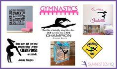 gymnastics gifts home decor