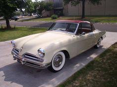 1953 Studebaker Commander Starlight Coupe