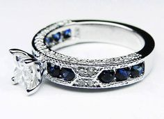 Perfect engagement ring to support my state trooper