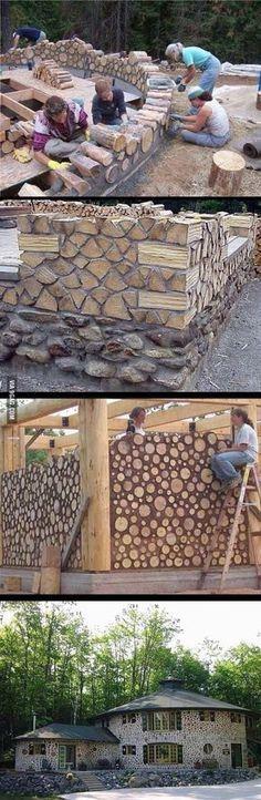 Casa de madera: