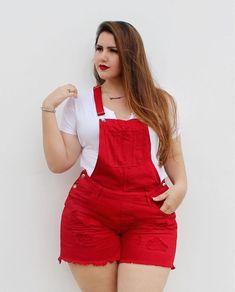 Outfits cortitos que debes atreverte a usar si eres gordita Chubby Fashion, Big Girl Fashion, Classy Fashion, Curvy Girl Outfits, Cute Casual Outfits, Summer Outfits, Mode Outfits, Fashion Outfits, Fashion Tips