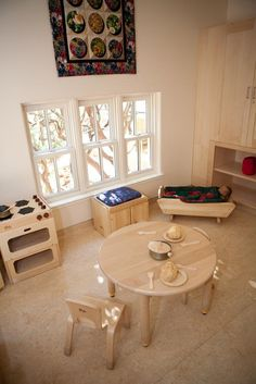 Toddler Classroom Play Alcove | Columbia College