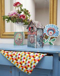 Vergelijkbare oude brocante dressoirs, ladenkasten en onderkasten te koop bij www.old-basics.nl (foto stylecookie)