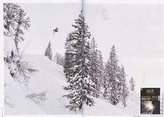 Act - French Magazine - Arthur Longo - Snow Team - Nov12