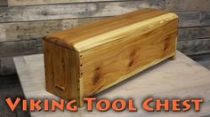 BorntoForge - Making a Viking Tool Chest