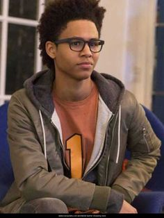 starsjackets bring a bumber offer only for Runaways Rhenzy Feliz Greenish Grey Jacket we are providing Free Tshirt Free Shipping and Free Avengers Key chain at very low price