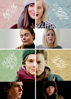 Skam   Everyone you meet is fighting a battle you know nothing about. Be kind, always.