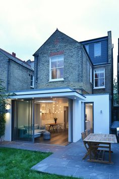 Victorian Property Renovation In West London