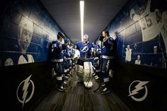 Game day. Go Bolts