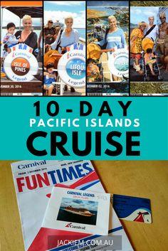 Pacific Islands Cruise - Carnival Legend - Jackie M Malaysian Recipes, Malaysian Food, Carnival Legend, Kindness Of Strangers, Island Cruises, Short Break, 10 Days, Islands, Asian