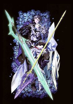 Post with 7277 views. Fate/Grand Order artbook of Miwa Shirow (illustrator of Brynhildr and Sigurd) Shirow Miwa, Character Art, Character Design, Saeran, Fate Anime Series, Manga Artist, Fate Zero, Type Moon, Anime Fantasy