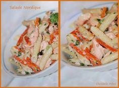 Recette de Salade Nordique : la recette facile
