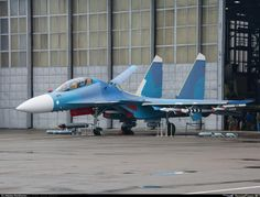 Belarusian Air Force First Sukhoi spotted at Irkutsk Aviation Plant, Russia - Fighter Jets World Sukhoi Su 30, Thrust Vectoring, Air Force Ones, Military Aircraft, Fighter Jets, Russia, Helicopters, Airplanes, Weapon
