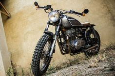 Kawasaki KZ400 - Retro Write Up