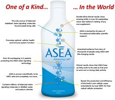 ASEA - Super Molecule (I'll try it once to see ...)