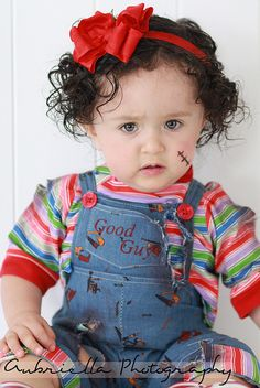 Homemade fancy dress ideas diy halloween costumes baby homemade fancy dress ideas diy halloween costumes see more from pinterest chucky baby girl lol solutioingenieria Image collections