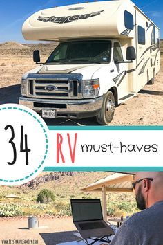 34 RV Must Haves - Essential RV Accessories - LTF
