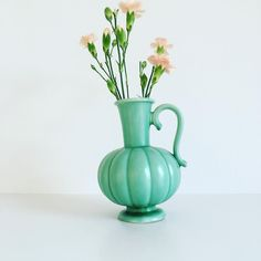 An old vase fra Germany or Sweeden - made in the 1940'ies