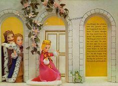 The Frog Prince puppet children's story book pg 3 | Flickr – Compartilhamento de fotos!