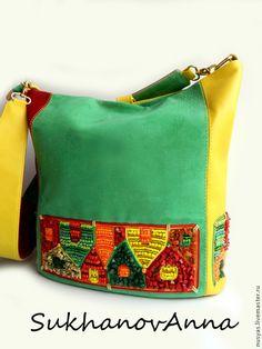 3eb8e894377d Женские сумки ручной работы. Ярмарка Мастеров - ручная работа. Купить Сумка- рюкзак из серии