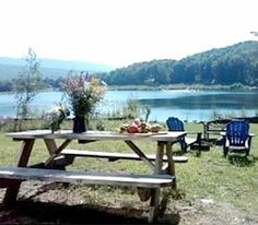 Walking Distance To Hunter Mountain - Lake Front Property on LAKEVacation Rental in Hunter from @HomeAway! #vacation #rental #travel #homeaway