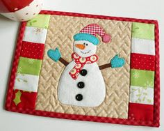 Snowmen are like snowflakes – no two are ever identical. With that in mind make sure you download the free Snowman Hats and Mitts appl...