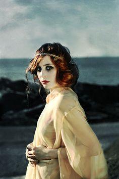 The Look: Louise Ebel, aka Miss Pandora, channelling Marchesa Casati