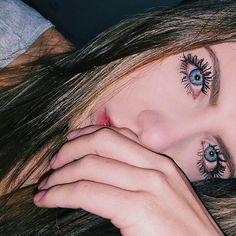 love how blue eyes look when bloodshot! Beautiful Girl Image, Beautiful Eyes, Rare Eye Colors, Crying Girl, Crying Eyes, Baby Eyes, Eye Pictures, Eye Photography, Bad Girl Aesthetic