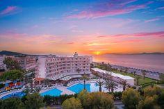 Hotel Sun Beach Resort Complex**** #recko #rhodos