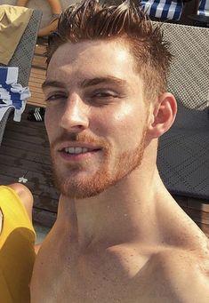 My asshole step brother Hot Ginger Men, Cute Ginger, Beautiful Men Faces, Gorgeous Men, Danish Men, Ginger Models, Redhead Men, Look Man, Sexy Beard